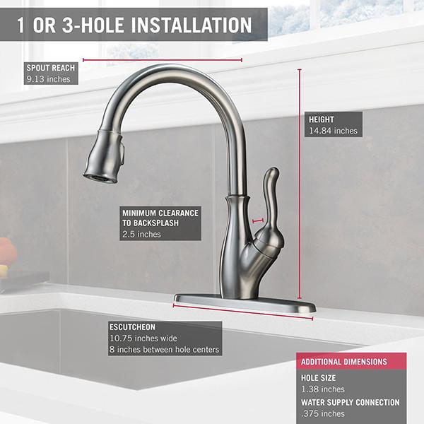 delta-faucet-9178-ar-dst-specs