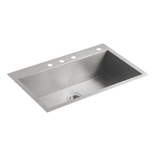 kohler-k-3821-4-na-vault-large-single-kitchen-sink-review