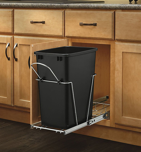rev-a-shelfpull-out-black-and-chrome-waste-container-review