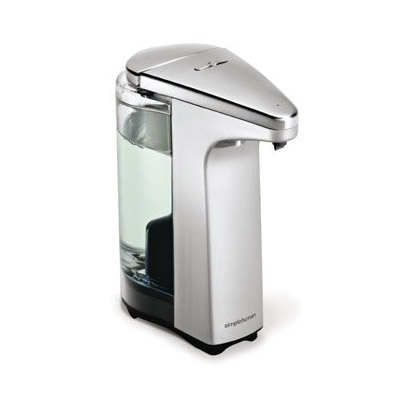 simplehuman-8-oz-sensor-pump-with-soap-sample-review