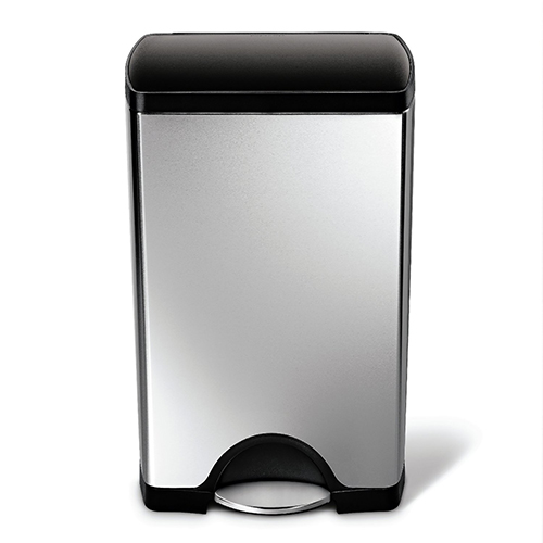 simplehuman-rectangular-step-trash-can-stainless-steel-review