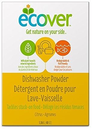 The Ecover Ecological Automatic Dishwasher Powder