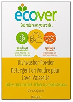 The Ecover Ecological Automatic Dishwasher Powder