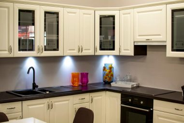 Clever Ways to Make a Small Kitchen Seem Bigger
